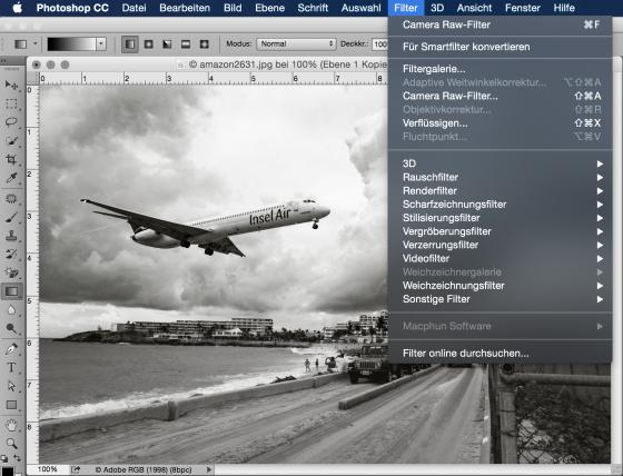 LIK Akademie für Foto und Design Photoshop Tipps by Eric Berger