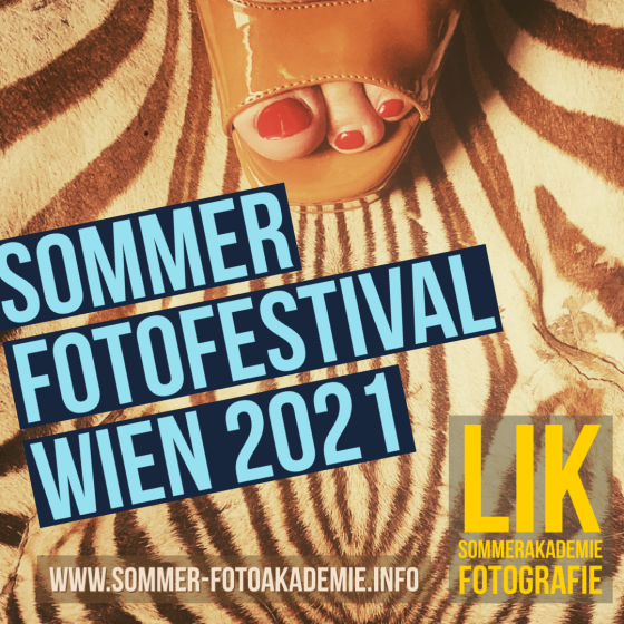Sommer Fotofestival 2021 Wien